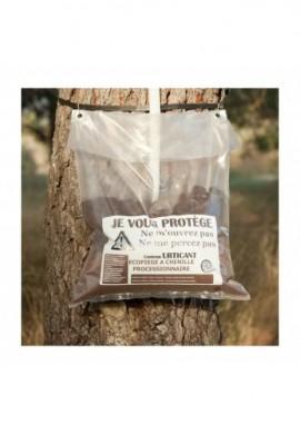 Ecopiège : sac recharge standard + mastic