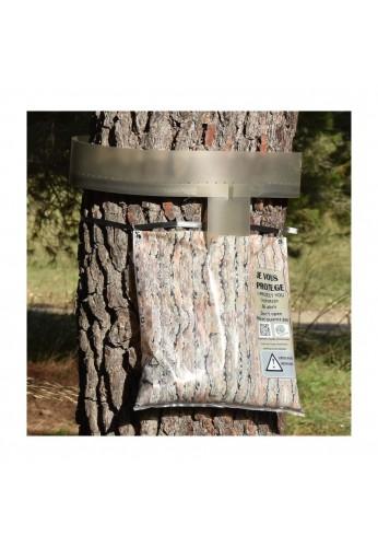 Ecopiège version Ecorce : chenilles processionnaires du pin 30 cm