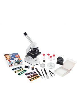 Microscope 50 expériences X 100 à X1000HD