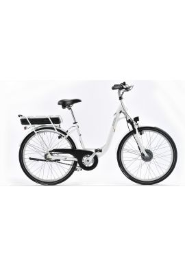 VELO A ASSISTANCE ELECTRIQUE MATRA I-FLOW FREE N7 blanc satiné