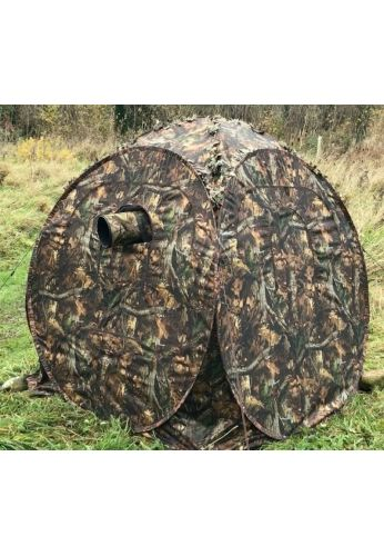 Affût d'observation de la nature - Camouflage
