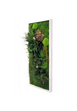 Tableau végétal gamme nature, rectangle L 40  x 90 cm