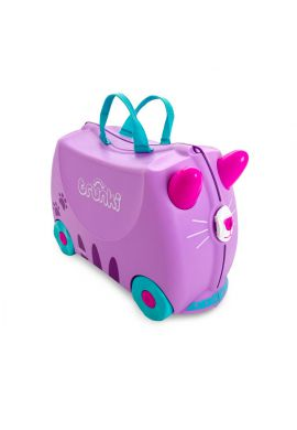 Valise Trunki Cassie the cat