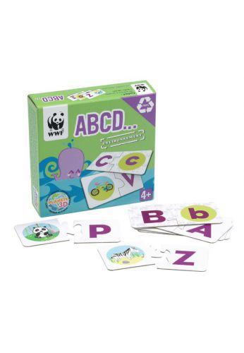 Jeu WWF abcd de l'environnement