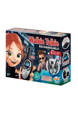 Talkie Walkie batteries rechargeables