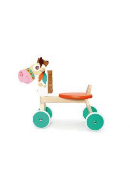 Trotteur poney indien