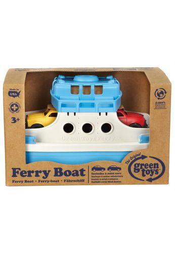Ferry et 2 mini voitures - 100pourcent recyclé