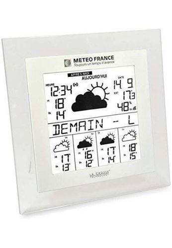 STATION METEO FRANCE 9542 Translucide BLANC