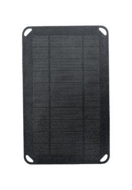 GIBBON / PANNEAU SOLAIRE 5W - CHARGEUR USB 5V