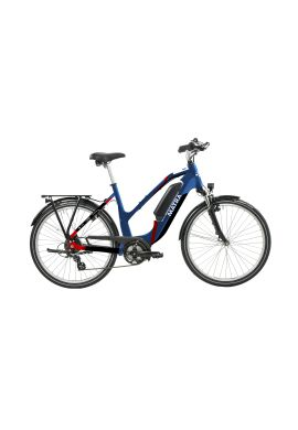 VELO A ASSISTANCE ELECTRIQUE MATRA I-STEP D8+ CONFORT rouge S