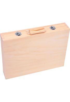 Boîte à outils pour enfants, en bois