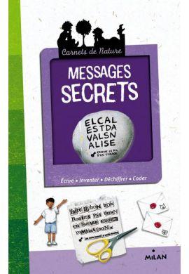 Carnet de nature : messages secrets