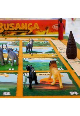 Busanga, sauvons les animaux en voie de disparition