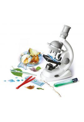 La science au microscope