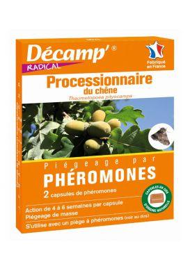Phéromone contre la Pyrale du buis 2 capsules individuelles