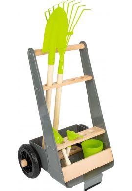 Chariot de jardin en kit à monter