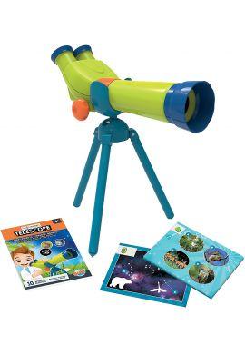 Téléscope Binoculaire Mini-sciences pour enfant