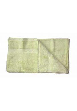 Drap de bain coton bio coloris Vert tilleul