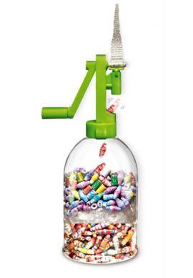 Kit créatif perles en papier recyclé
