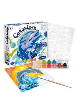Colorizzy Dauphins