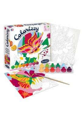 Colorizzy Papillons