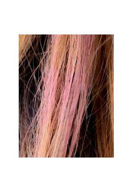 Mascara bio cheveux - rose
