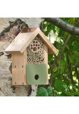 Abri pour insectes pollinisateurs
