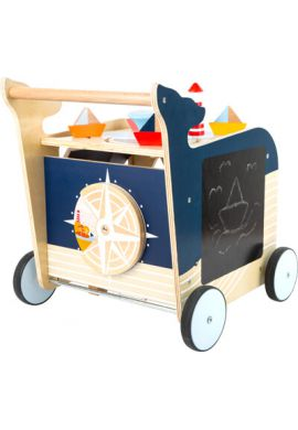 Chariot de marche baleine
