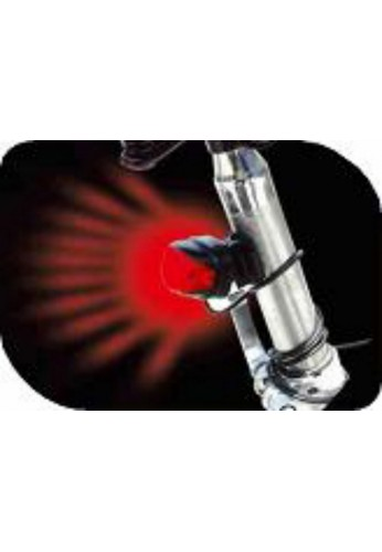 SWALLOW LAMPE VELO DYNAMO 3 LED ECLAIRAGE AVANT ET ARRIERE