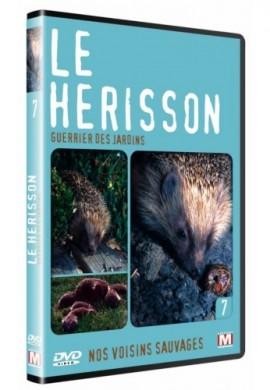 DVD Hérisson – Guerrier des jardins