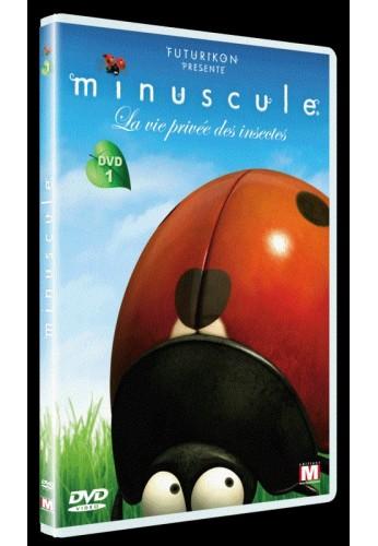 DVD Minuscule Tome 1