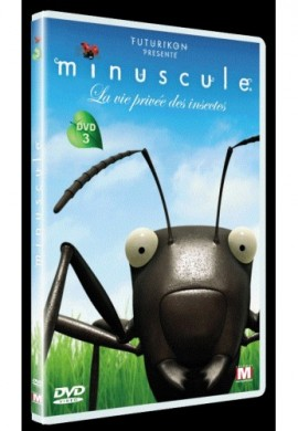 DVD Minuscule Tome 3