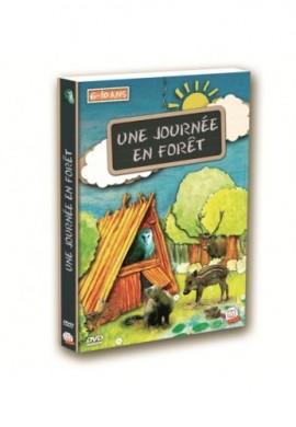 DVD Une journée en forêt