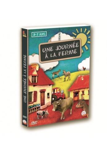 DVD Une journée à la ferme