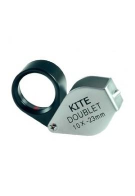 Loupe Kite doublet 10 X 23