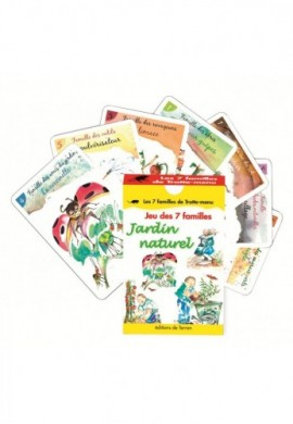 7 familles jardin naturel