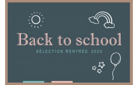 Sélection Back to School